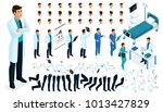 isometric constructor of a... | Shutterstock .eps vector #1013427829