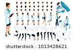 isometric constructor is a... | Shutterstock .eps vector #1013428621