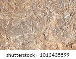 multi colored stone texture.... | Shutterstock . vector #1013435599
