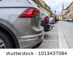 budapest  hungary  28 october... | Shutterstock . vector #1013437084