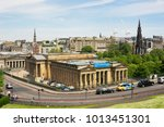 edinburgh  scotland   june 12 ... | Shutterstock . vector #1013451301