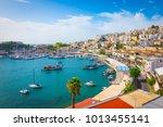 piraeus  athens  greece.... | Shutterstock . vector #1013455141