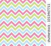 seamless pattern with colorful... | Shutterstock .eps vector #1013467711