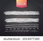 hand drawn grunge texture... | Shutterstock .eps vector #1013477185