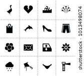 beautiful icons. vector...