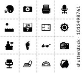 modern icons. vector collection ...