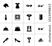 elegance icons. vector...