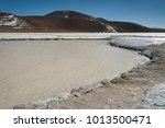 salar de chalviri  also known... | Shutterstock . vector #1013500471