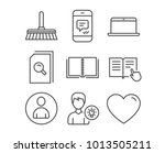 set of message  search files... | Shutterstock .eps vector #1013505211