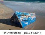 Patera  Ruined Boat In Bolonia...