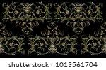 ornament  decor  decoration... | Shutterstock . vector #1013561704