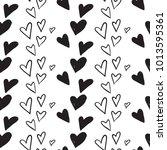 hen bachelorette party vector...   Shutterstock .eps vector #1013595361