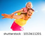 colorful and wonderfully...   Shutterstock . vector #1013611201