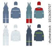 vector illustration of men s... | Shutterstock .eps vector #1013630707