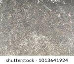 dark gray cement floor texture... | Shutterstock . vector #1013641924