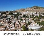 granada  andalucia   spain  ...   Shutterstock . vector #1013672401