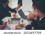 startup business people group... | Shutterstock . vector #1013697709