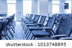 modern business training... | Shutterstock . vector #1013748895