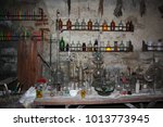 Old Laboratory Mining Tools An...