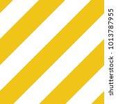 yellow stripe pattern...   Shutterstock .eps vector #1013787955