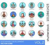 inheritance  natural resources  ... | Shutterstock .eps vector #1013861425