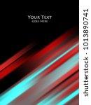 colorful cover design. modern...   Shutterstock .eps vector #1013890741