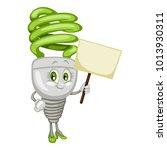cartoon illustration of a... | Shutterstock .eps vector #1013930311