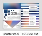 abstract vector layout... | Shutterstock .eps vector #1013951455