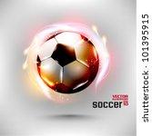stylish conceptual digital...   Shutterstock .eps vector #101395915