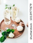 luxurious champagne wedding... | Shutterstock . vector #1013977879