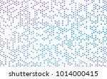 light pink  blue vector banner... | Shutterstock .eps vector #1014000415