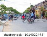 hoi an  vietnam   may 27  2017  ...   Shutterstock . vector #1014022495