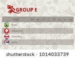 football world championship ... | Shutterstock .eps vector #1014033739