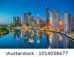 Brisbane. Cityscape Image Of...