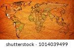 pacific alliance member... | Shutterstock . vector #1014039499