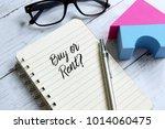 sunglasses home model pen and... | Shutterstock . vector #1014060475
