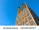 view of building construction | Shutterstock . vector #1014076957