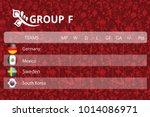 football world championship ... | Shutterstock .eps vector #1014086971