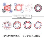vector for motion graphic... | Shutterstock .eps vector #1014146887