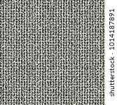 abstract monochrome stitch... | Shutterstock .eps vector #1014187891