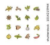 vector set design templates... | Shutterstock .eps vector #1014215944