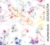 vector marble texture design... | Shutterstock .eps vector #1014242704