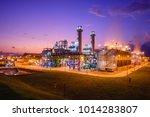 Electric Plants Turbine...