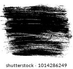 grunge white and black striped... | Shutterstock .eps vector #1014286249