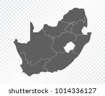 map of south africa   vector...   Shutterstock .eps vector #1014336127