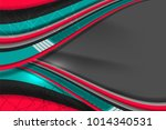 vector illustration of abstract ... | Shutterstock .eps vector #1014340531