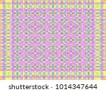 abstract texture   colorful... | Shutterstock . vector #1014347644