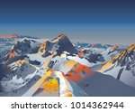 beautiful background... | Shutterstock .eps vector #1014362944