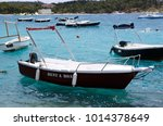 rent motor boat for summer... | Shutterstock . vector #1014378649