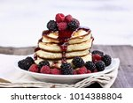 delicious homemade golden... | Shutterstock . vector #1014388804